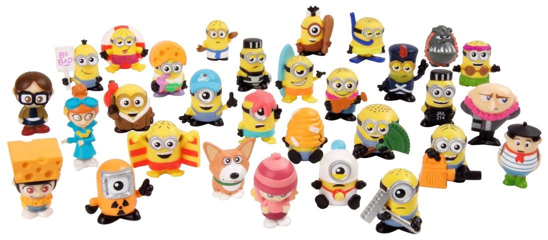 Moose Toys To Release New Minions Mineez